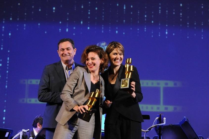 Paolo Masini, Jasmine Trinca, Paola Cortellesi.jpg