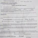 Beecher_Warrant