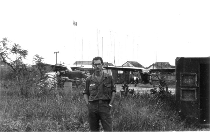 94th Rec. Airplane Co. Duc Hoa, Vietnam 1967