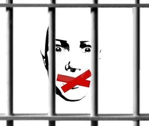 tape in jail
