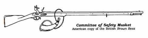 Committee of Safety Musket