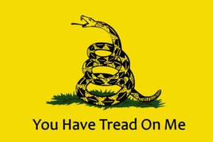 You Have Tread On Me lg