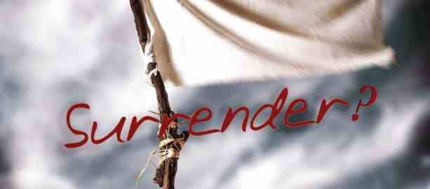 white-flag-surrender-question