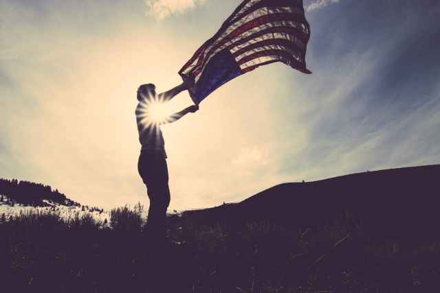 sunset-flag-america-fields