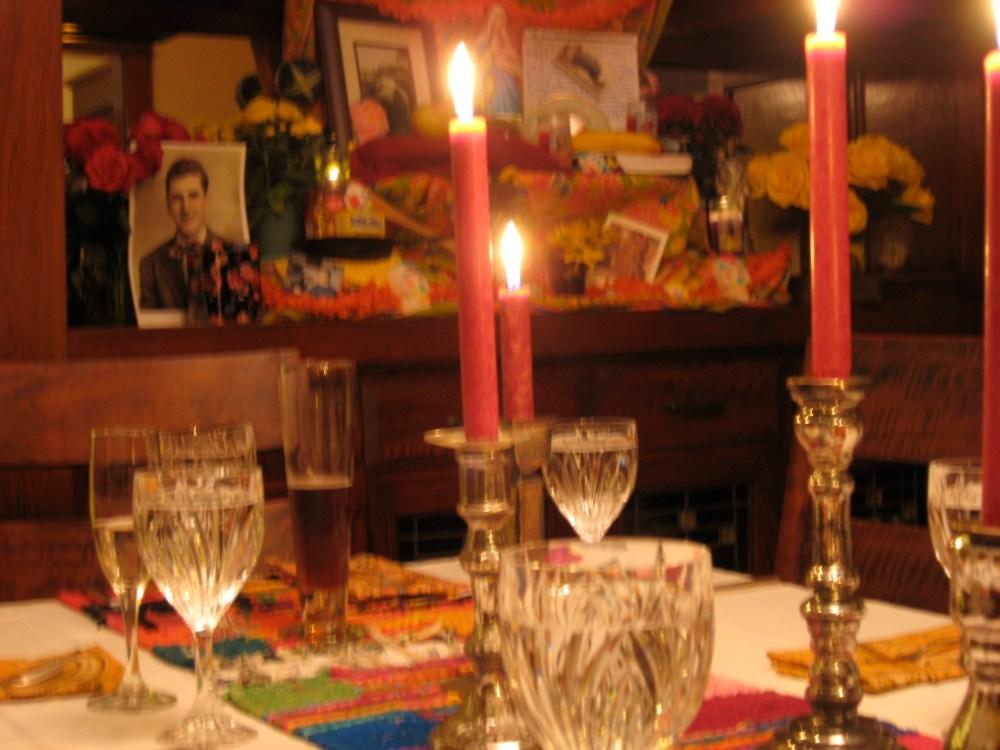 Week 28 – Dia de los Muertos Dinner (5/6)