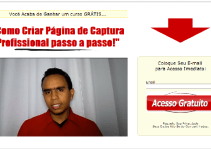 ➤ A Importância da Página de Captura no Email Marketing
