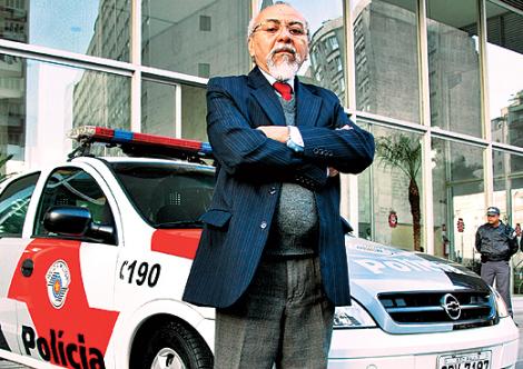 Mais uma voz pela desmilitarização: ouvidor Luiz Gonzaga Dantas (Foto: PCO)