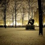 """Em Paris, a """"intelligentsia"""" do silêncio"""