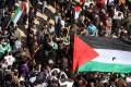 Encontro histórico no Cairo pode selar, esta semana, unidade entre Fatah-Hamas. Israel resiste. Manifestações dia 15 podem ser decisivas