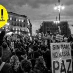 """O manifesto """"Democracia Real Ya"""""""