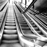 Escada enrolante