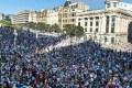 Centenas de milhares condenam, nas ruas, corte de direitos. Novidade: manifestações combinam protagonismo da sociedade civil com objetivos políticos claros