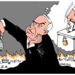 Latuff volta a ser voz pela Palestina