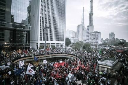 20/06: preparativos para a manifestação em São Paulo