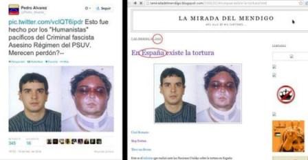 Caso de tortura na Espanha, se transforma em espancamento venezuelano