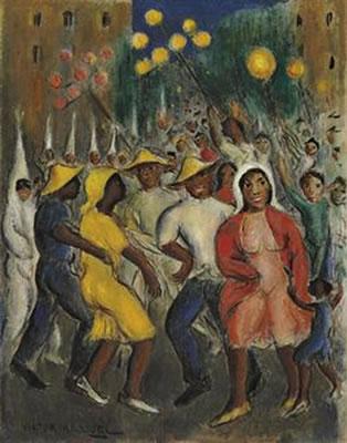 """""""Carnaval"""", de Victor Valdes"""
