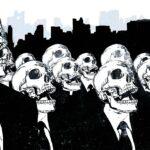 A democracia em declínio e os tambores da guerra
