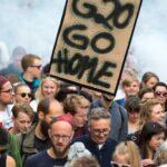 Hamburgo, ditadura global e protestos
