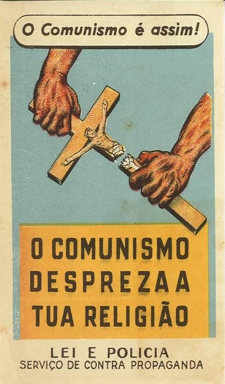 Resultado de imagem para anticomunismo no brasil