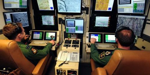 Syria drone strike