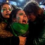 Direito ao aborto na Argentina: <i>Vencemos!</i>