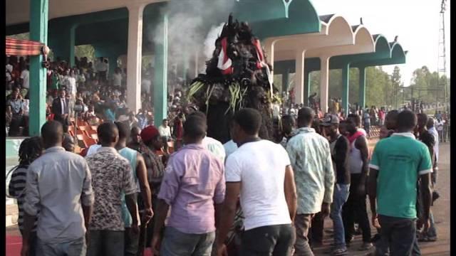 Image result for mmanwu festival enugu state