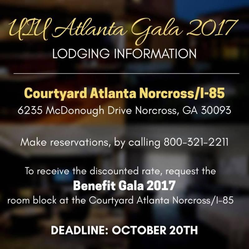 Umu Igbo Unite 2017 Benefit Gala, Atlanta
