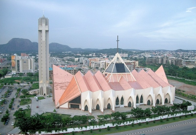 The capital city of Nigeria, Abuja