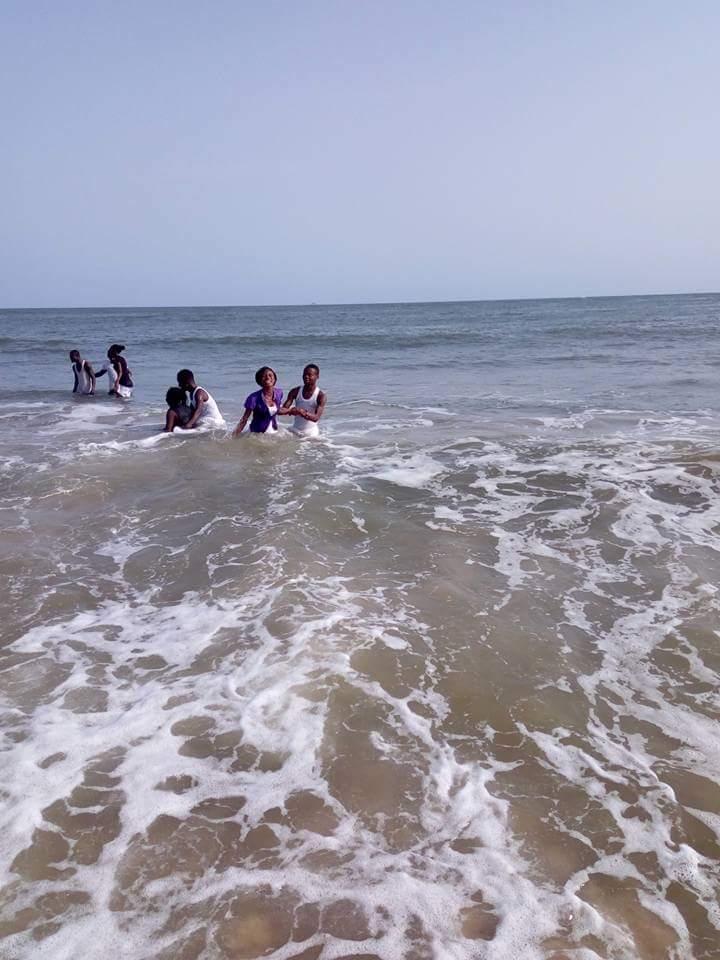 Ibeno Beach, Akwa Ibom State.