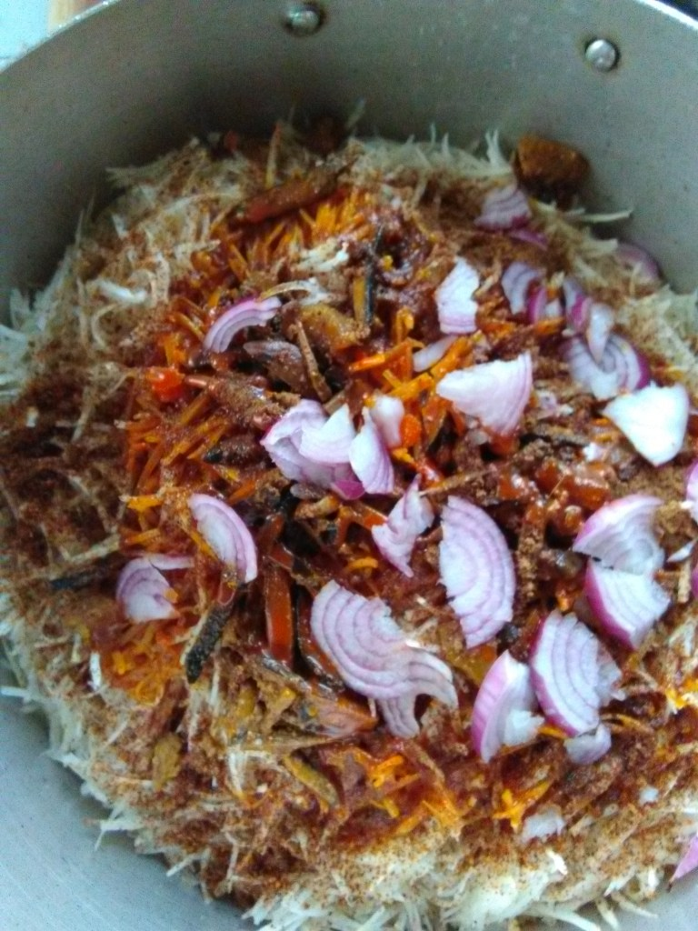 Igbo Dish, How to prepare Abacha.