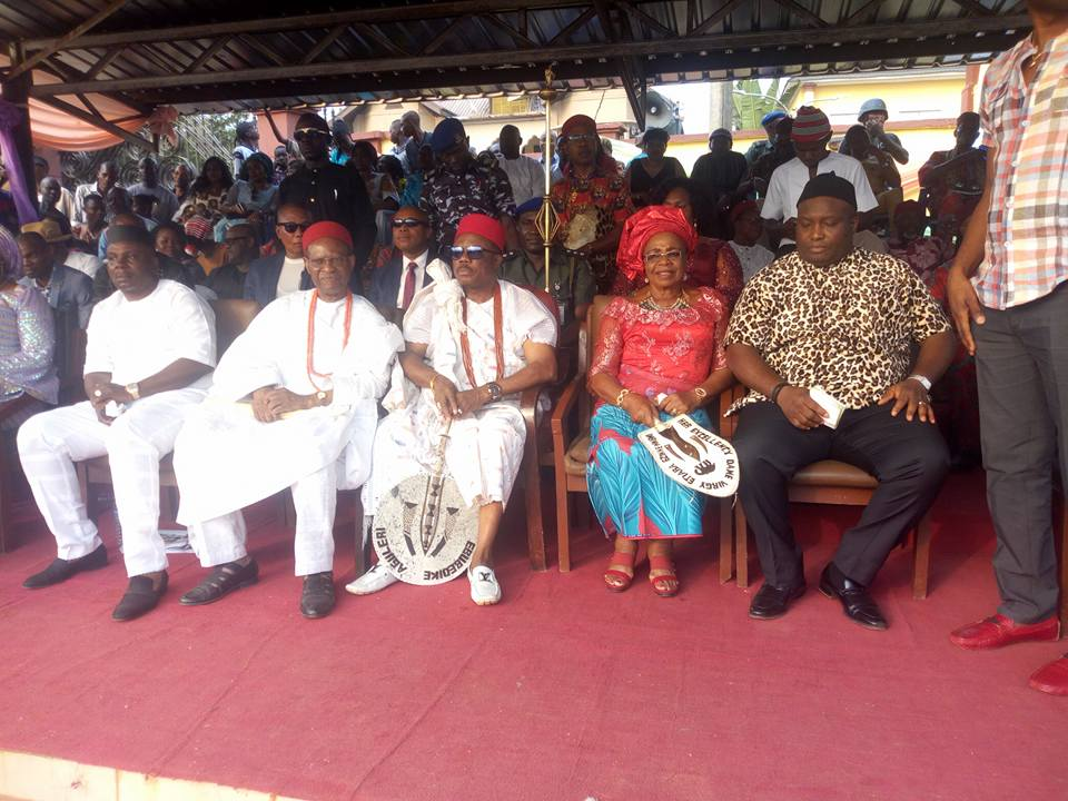2018 Ovala Festival of Aguleri Kingdom