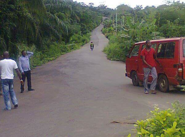 Ugbo, The Hill Town and The Beauty Within