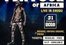 FLAVOUR OF AFRICA – LIVE IN ENUGU