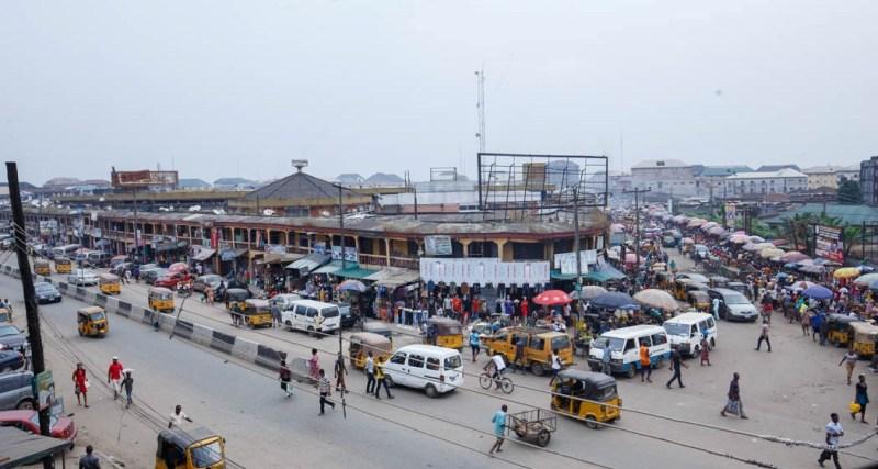 Aba, The Enyimba City