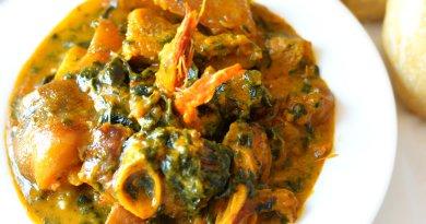 Igbo Soups