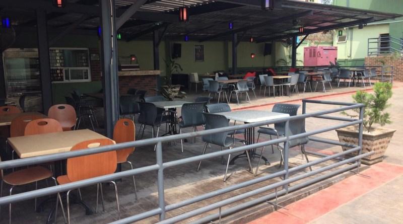 Allen City lounge bar Enugu