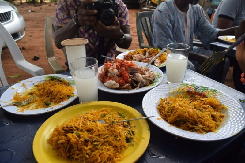 Best Abacha joint in Enugu
