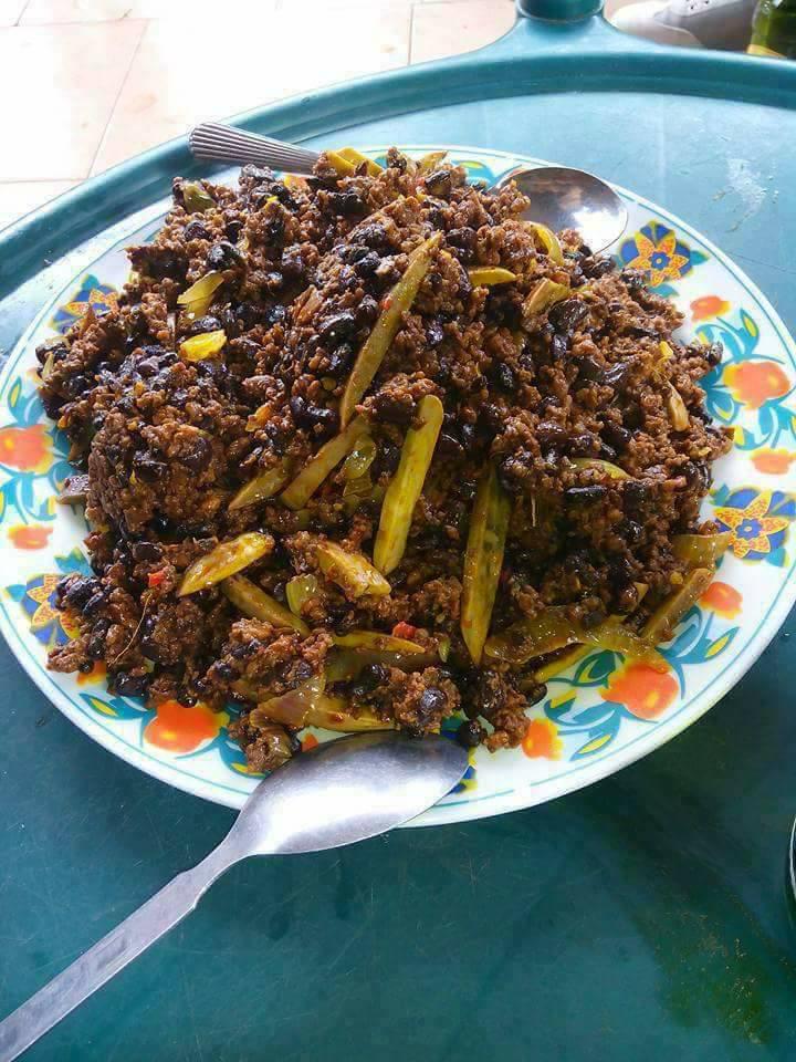Achicha Igbo Food