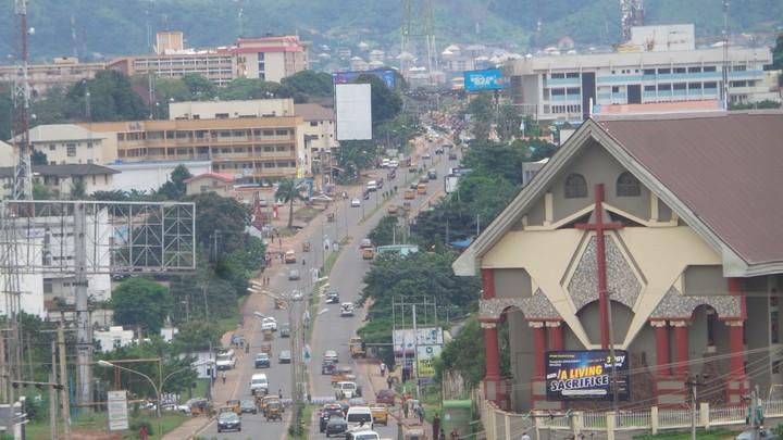 GRA Enugu