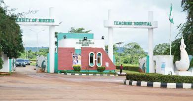 Hospitals in Enugu