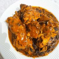 How to prepare Ofe Onugbu ''Bitter Leaf Soup''