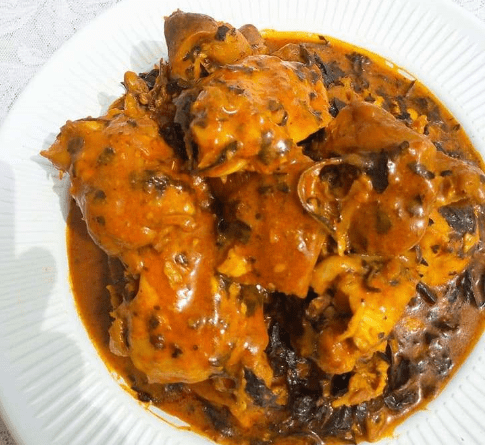 How to prepare Ofe Onugbo