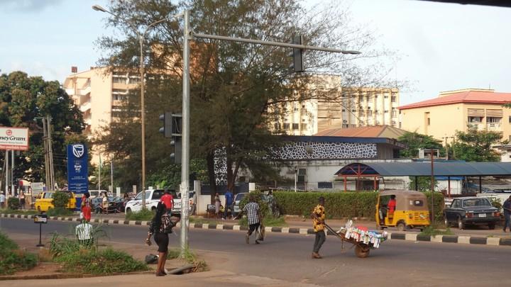 Okpara Avenue GRA Enugu