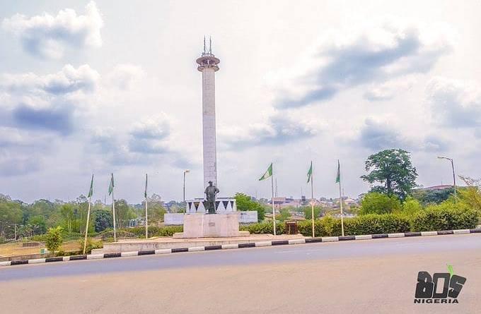 Okpara Square, Enugu
