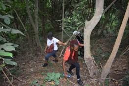 Enugu Local Guides inside the Akwuke forest (25)
