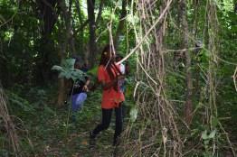 Enugu Local Guides inside the Akwuke forest (7)