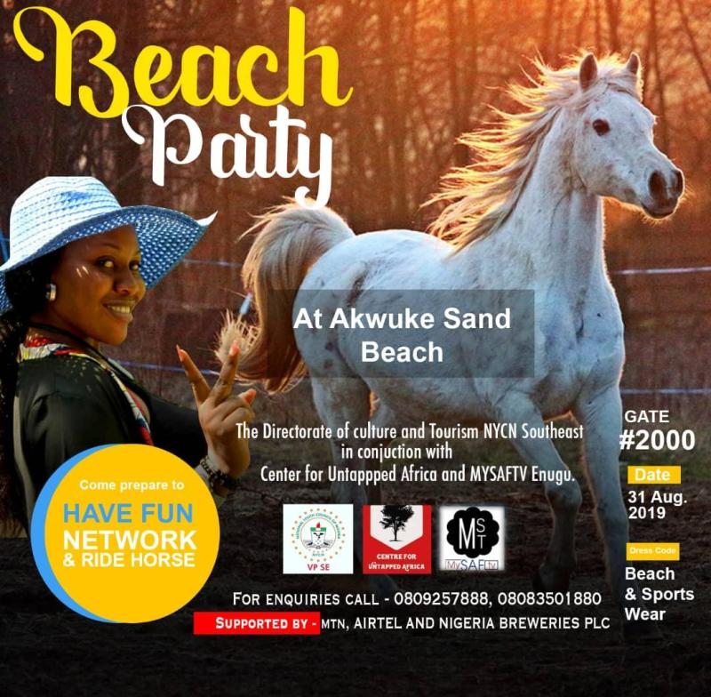 The Movement 4: The Akwuke sand Beach Party