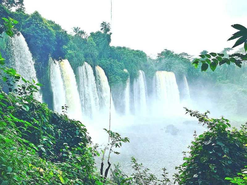 All Waterfalls in Nigeria