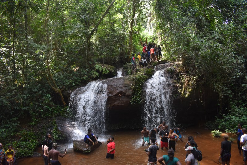 Waterfalls in Nigeria and their Locations