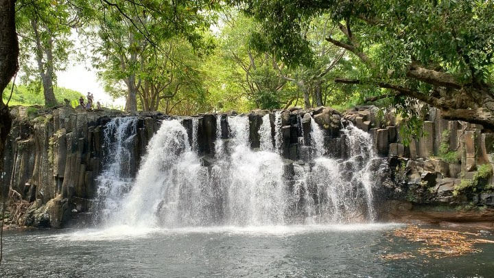 Most famous Waterfalls in Mauritius